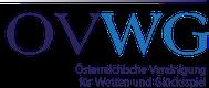 OVWG – Österreichische Vereinigung für Wetten & Glücksspiel Logo